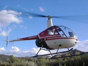 Helicopter Training for beginners